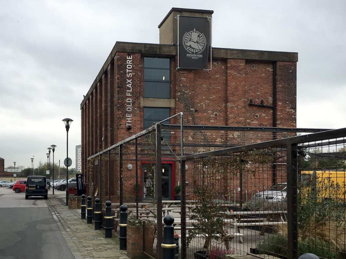 Northern Monk Brewery, Leeds