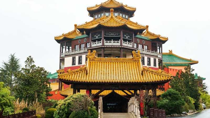 Hotel Ling Bao, Phantasialand
