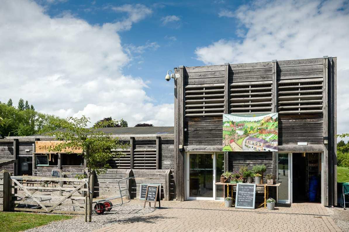 Hawarden Estate Farm Shop