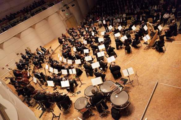 Dortmunder Philharmoniker (2016) Foto: Magdalena Spinn