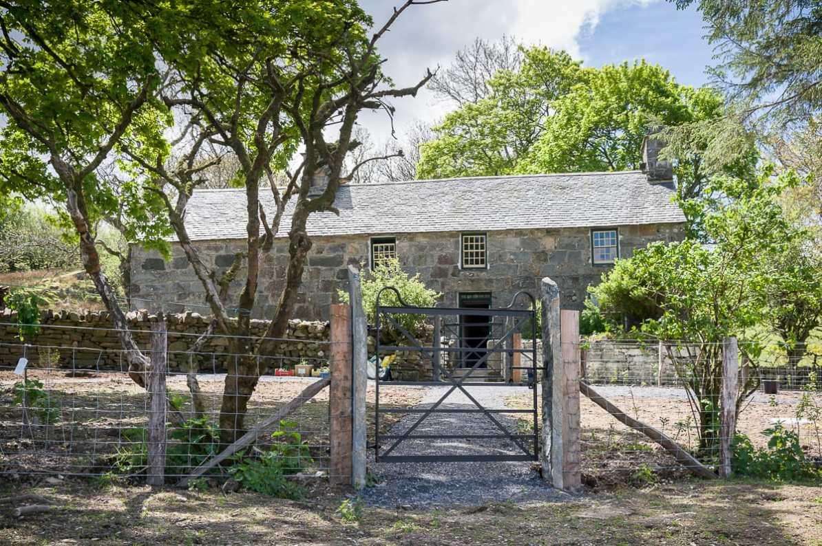 der Bauernhof der Familie von Hedd Wyn