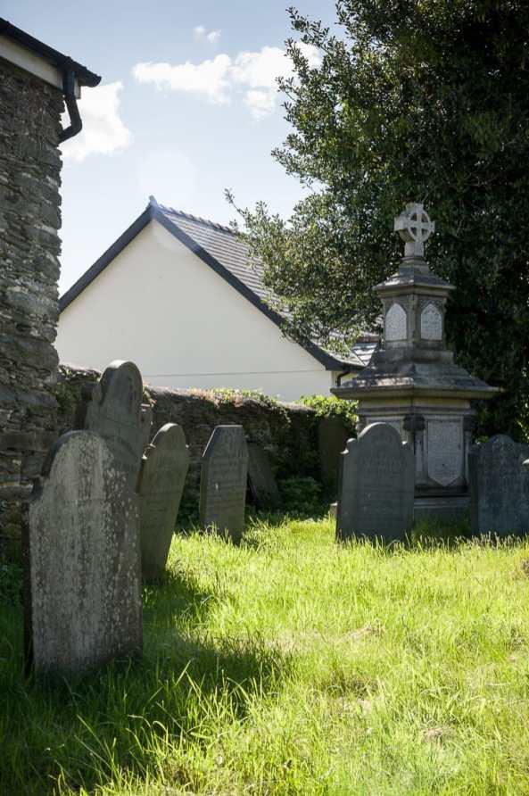 Friedhof in Mach