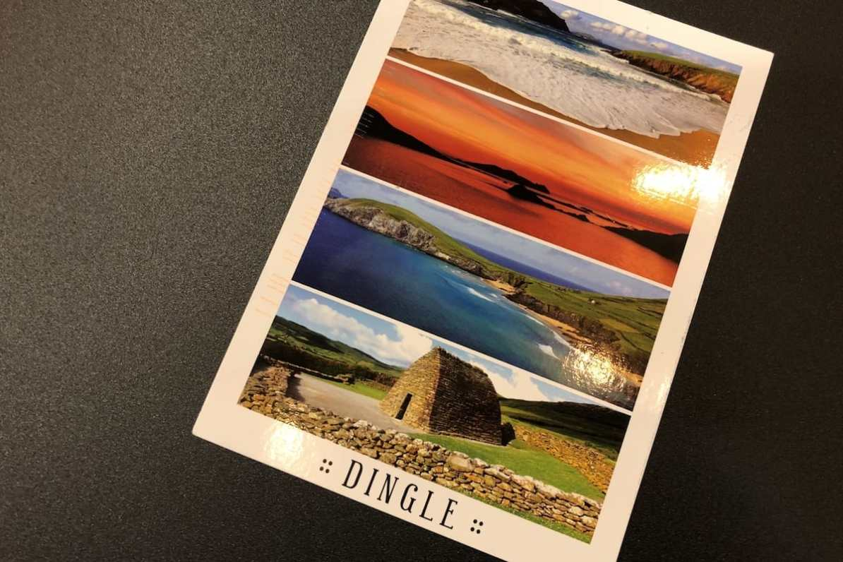 Postcard of the Week: Dingle, Irland