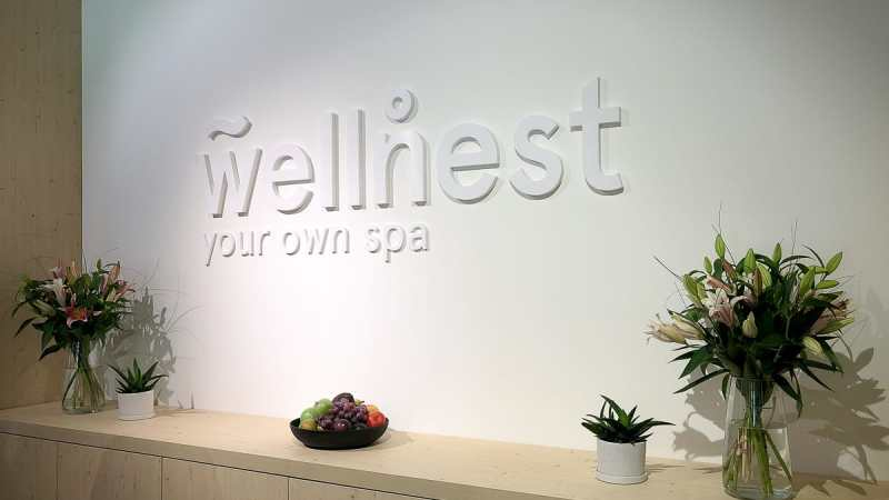 wellnest - your own spa