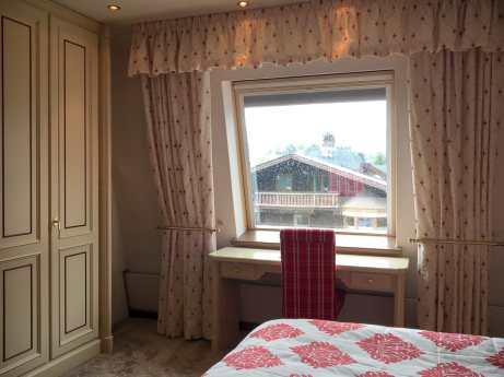 Comfort Plus - die preiswerteste Kategorie, kein Balkon, aber Ausblick