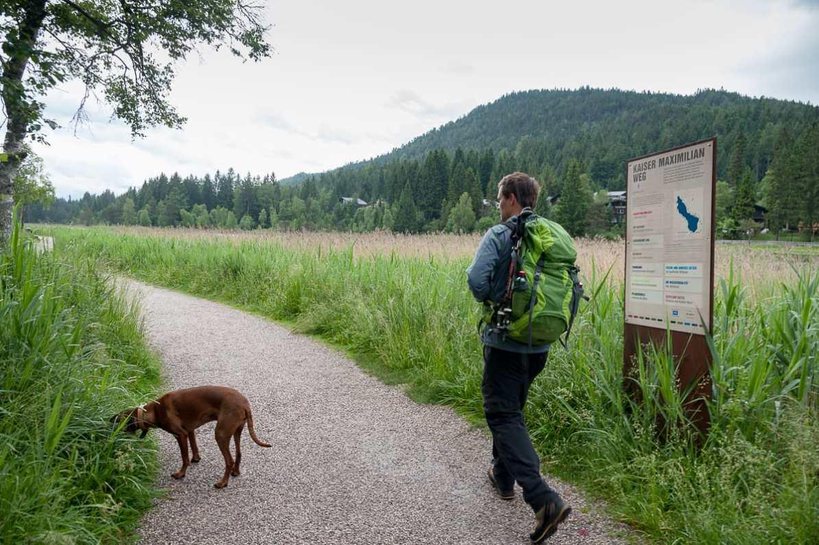 Aktivitätenguide Clemens und Hund