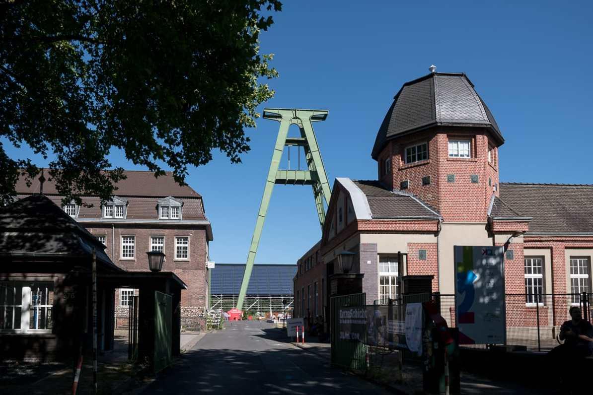 Zeche Lohberg, Dislaken - Kreativ.Quartier