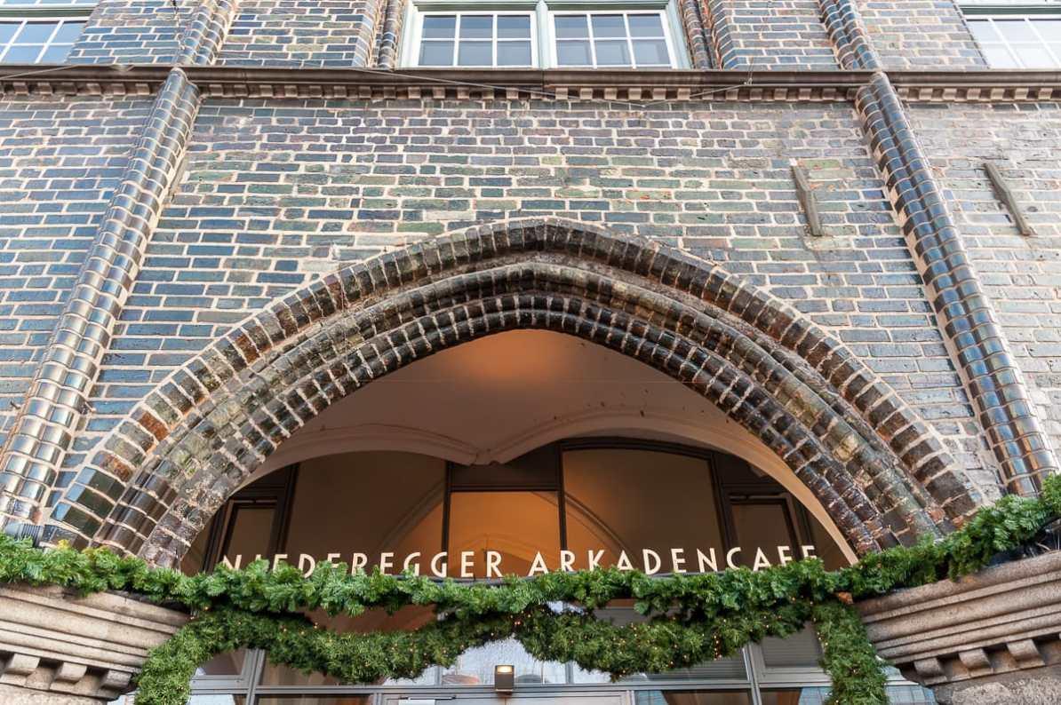Niederegger Arkadencafé