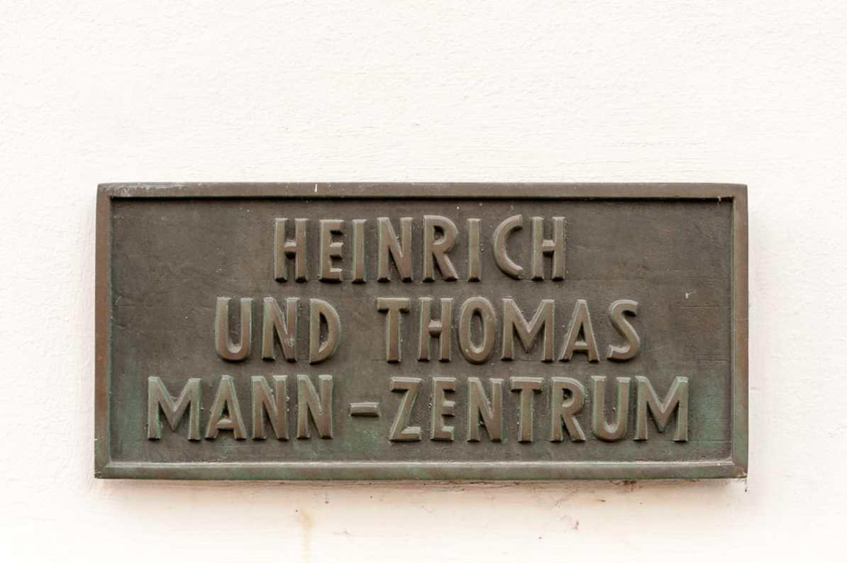 Das Heinrich-und-Thomas-Mann-Zentrum