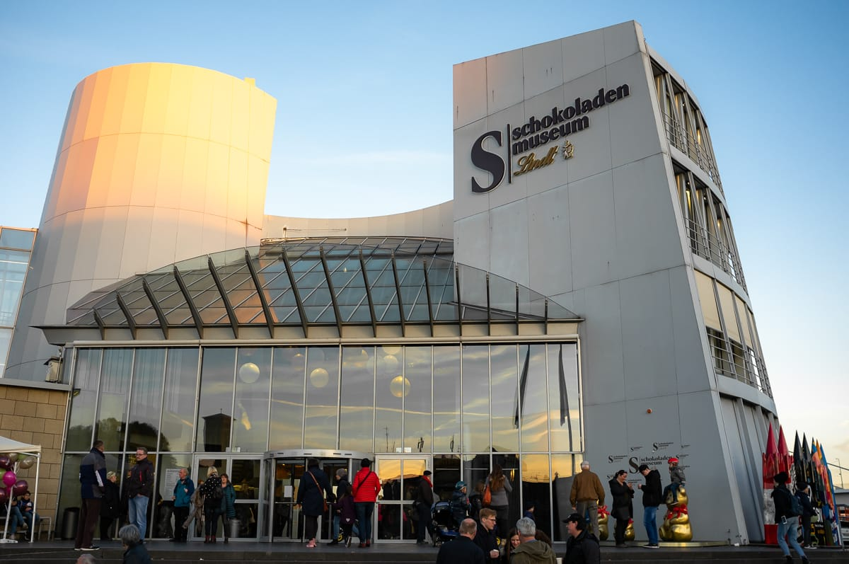 Das Schokoladenmuseum Köln