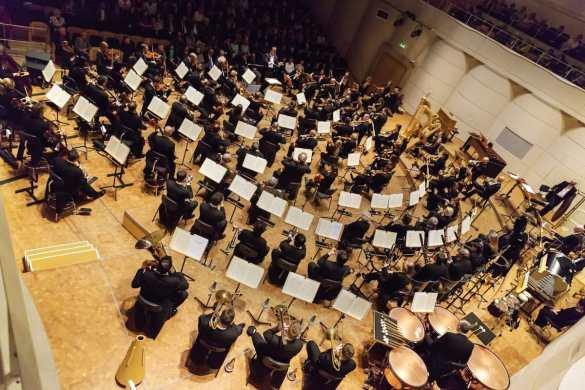 Dortmunder Philharmoniker Foto: Magdalena Spinn.