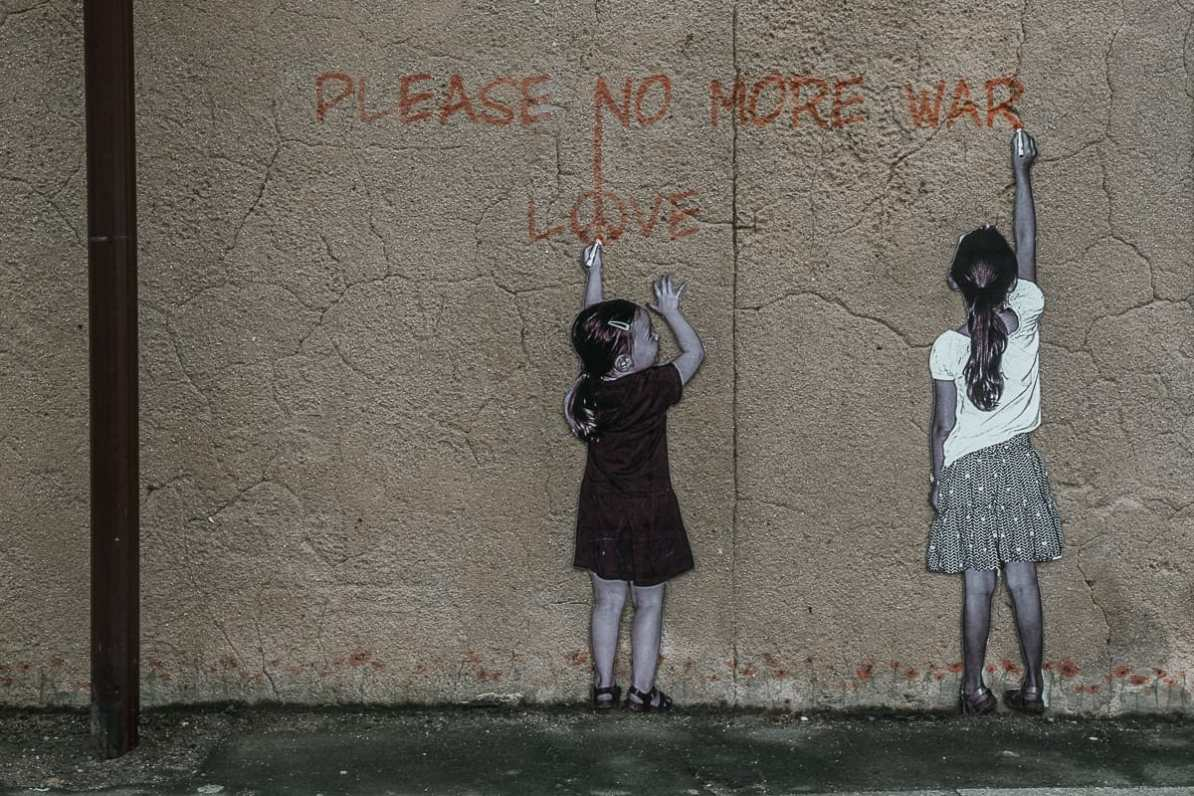 Please No More War!