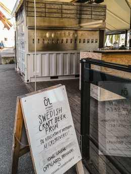 Craft Beer Shop am Spritmuseum