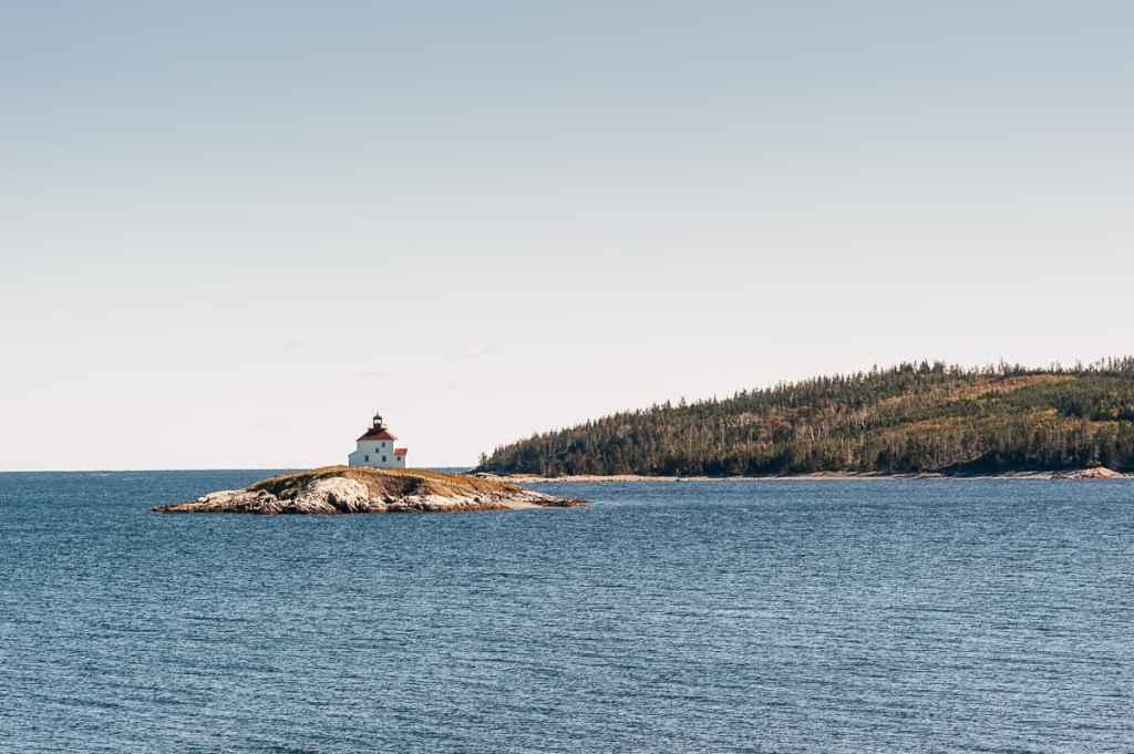 Queensport Lighthouse Nova Scotia