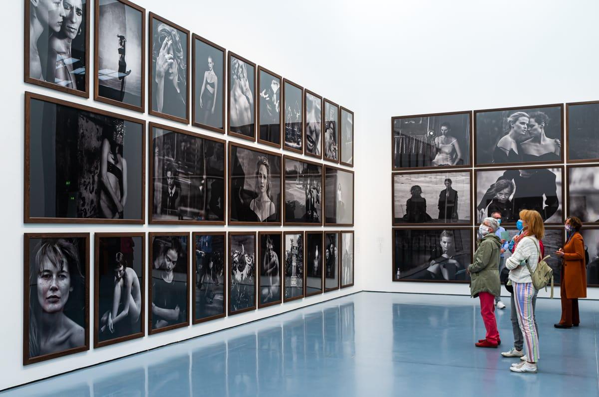 Peter Lindbergh. Untold Stories - Ausstellung im