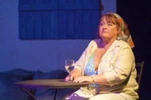 Teresa Doggett Photo by John Lamb Dramatic License Productions