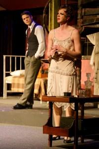 Paul Cereghino, Paula Stoff Dean  Photo by  Stray Dog Theatre