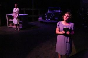 Larissa White, Sarah Porter Photo by Jill Ritter Lindberg New Line Theatre