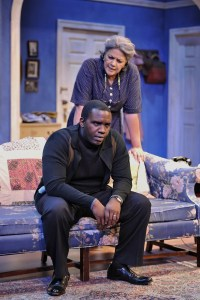 Ronald L. Conner, Andrea Frye Photo by Stewart Goldstein The Black Rep