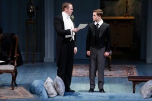 Jay Stratton, Jay Stalder Photo by Jerry Naunheim, Jr. Repertory Theatre of St. Louis