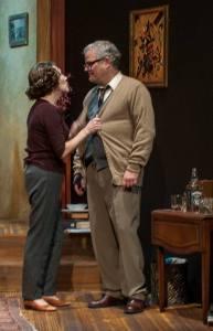 Kari Ely, William Roth Photo by John Lamb St. Louis Actors' Studio