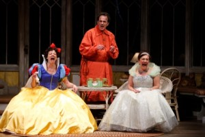 Elizabeth Hess, John Feltch, Suzanne Grodner Photo by Jerry Naunheim, Jr. Repertory Theatre of  St. Louis