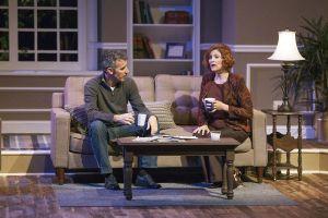 John J. O'Hagan, Jenni Ryan Photo by John Lamb Insight Theatre Company