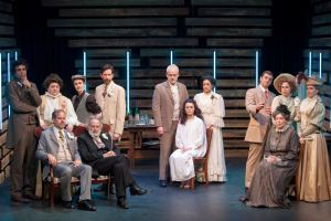 Cast of Ivanov Photo by John Lamb St. Louis Actors' Studio