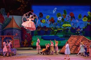 Cast of The Wizard of Oz Photo: The Muny