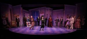 Cast of The Drowsy Chaperone Photo by Peter Wochniak STAGES St. Louis