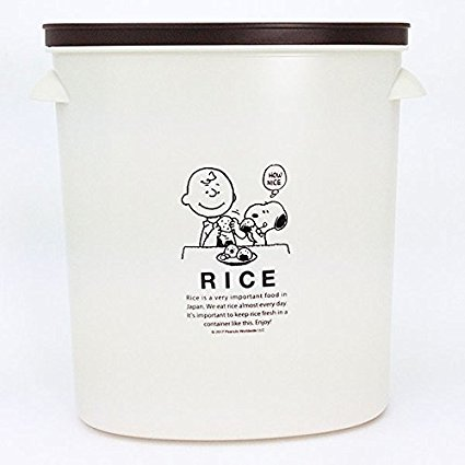 スヌーピー ライスボックス 米びつ