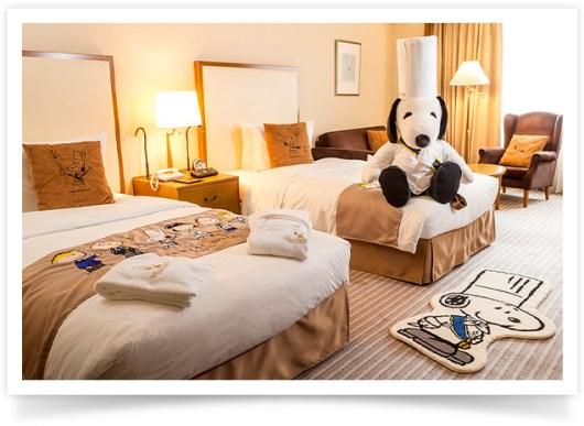 帝国ホテル東京 スヌーピー 2018