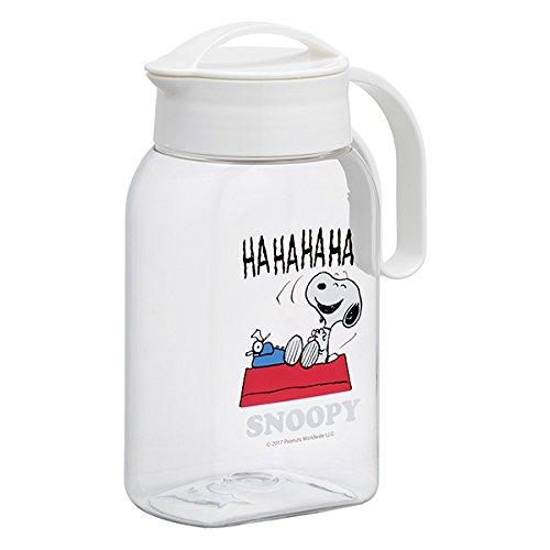 スヌーピーの麦茶ポット