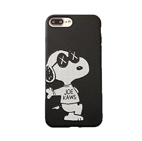 スヌーピー×カウズコラボのiPhoneケース