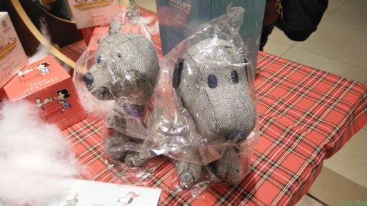 スヌーピー西宮阪急のお店のクリスマス★2018冬☃︎