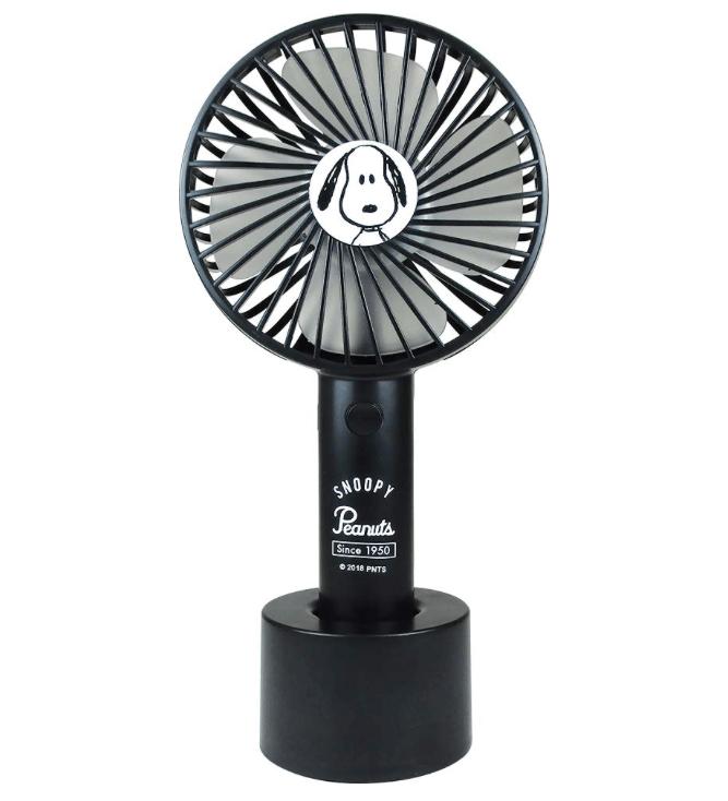 スヌーピー ミニ扇風機