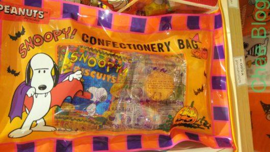 スヌーピータウン三宮店♪2019年9月のハロウィン商品