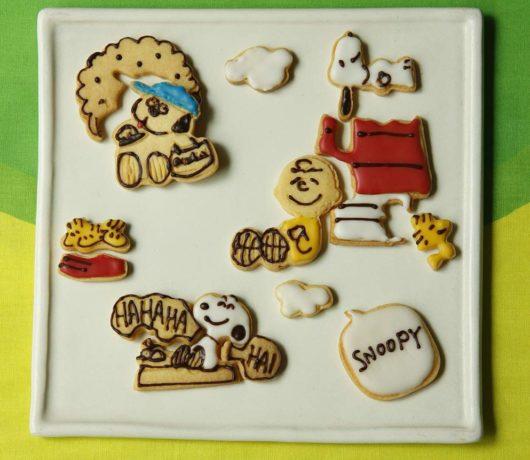 スヌーピーのムック本「SNOOPY のパズルクッキーBOOK」
