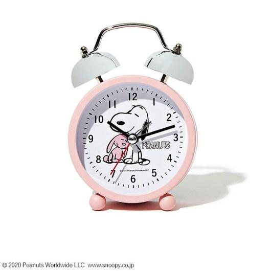 スヌーピー目覚まし時計が付録・雑誌Sweet年7月増刊号