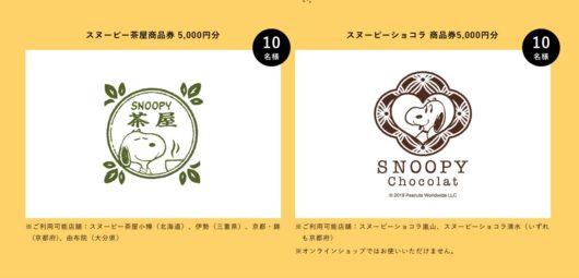 スヌーピーエコバッグが貰える「ピーナッツ70周年記念キャンペーン」