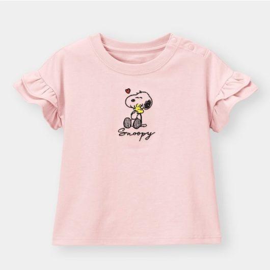 スヌーピーとGU babyの初コラボ2021春