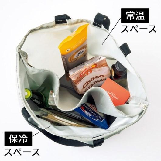 スヌーピーエコバッグが付録・雑誌インレッド2021年6月号
