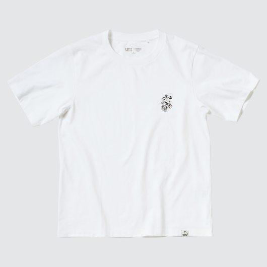 スヌーピー×ユニクロ2021秋冬Tシャツ