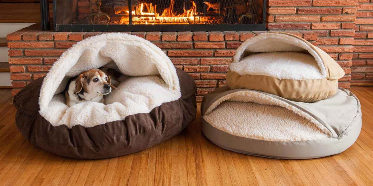 Snoozer Cozy Cave Dog Beds Cave Beds Nesting Beds For Dogs