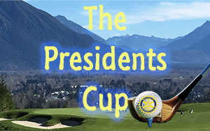 Presidents Cup Logo
