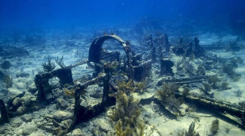 Shipwreck snorkeling - Florida Keys Marine Sanctuary