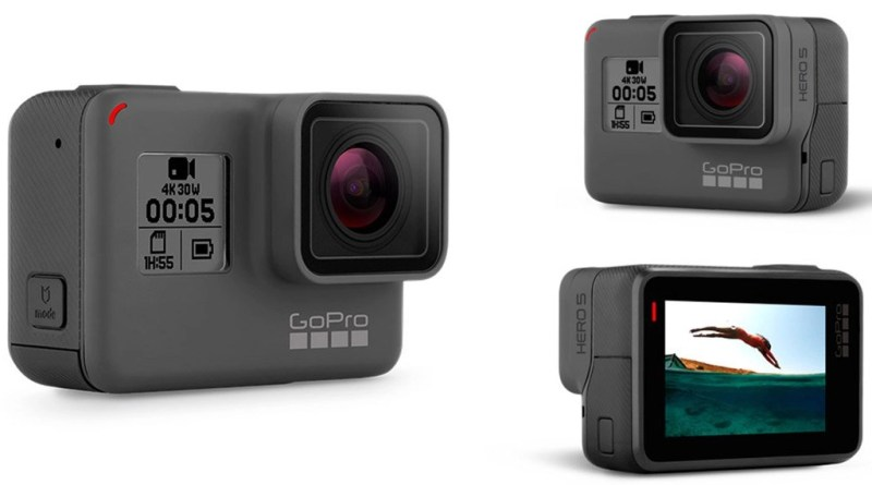 GoPro Hero 5 Black – Waterproof GoPro for snorkeling