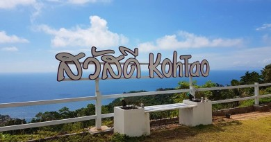 Koh Tao beaches – Snorkeling with whale shark and turtles