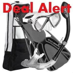 us-divers-snorkel-gear-deal-coupon-amazon