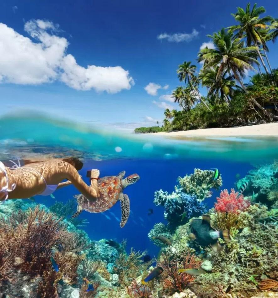 best snorkeling spots in the world